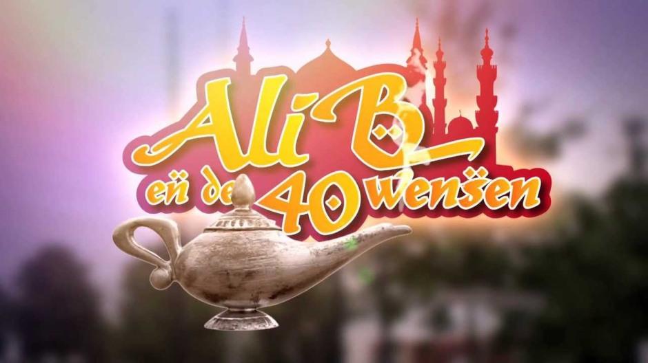 Ali B en de 40 Wensen