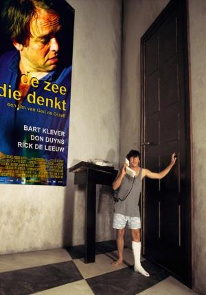 De Zee Die Denkt Film Poster