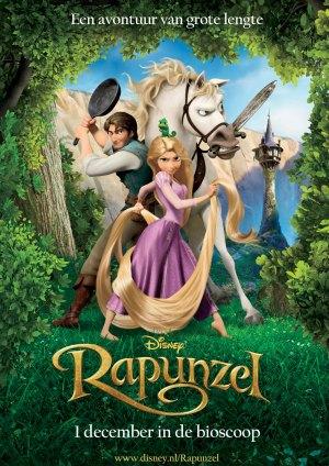 Rapunzel Film Poster