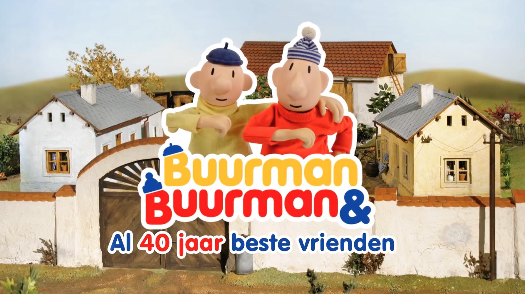 Buurman en Buurman - 40 jaar beste vrienden